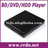 Blu-ray/DVD/HDD player