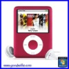 Brand MP4 Music Player with Viedo+MP3 Function