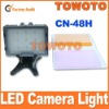CN-48H led video light