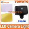 CN-56 Pro led video light for Camcorder DV