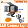 CN-70 LED Camera Video Camcorder DV Lamp Light Diffusers