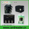 COMBO ( Multi card reader+ 3port USB HUB ) with USB bus-powered, no external power supply required