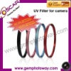 Camera Accessories colorful MC UV Filter color filter