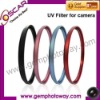 Camera Accessories colorful UV Filter