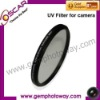 Camera Accessories colorful UV camera filter glass