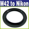 Camera Accessory M42 Lens to NII KON Adapter