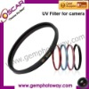 Camera Accessory colorful UV Filter camera filter camera lens