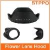 Camera Flower Lens Hood