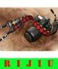 Camera Poly Span + Rubber Strap CHECK-38