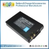 Camera battery pack  IA-BP80W for SAMSUNG