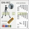Camera tripod / Copper Tube Tripod (sm-802)