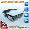 Cheap!!!1.3 MP pinhole camera glasses,