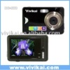 Cheap 10MP touch screen Digital camera with 2.4inch display and 8X digital zoom