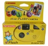 Cheapest disposable camera with flash,35mm Disposable Camera with Flash; Disposable camera