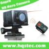China AEE OEM Gopro HD Hero Camera 1080P with LCD BacPac