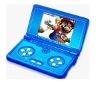 China HD Folding handy Video  MP5 game Player station