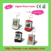 Christmas gift mini picture frame 1.5 inch