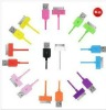 Color USB Data cables For ipad iPhone iPod
