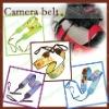 Comfortable Camera Belt