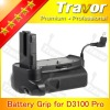 D3100 battery grip for Nikon dslr camera