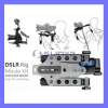 DSLR Rig Movie Kit Shoulder Mount for Canon/Sony/Nikon D90