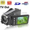 DV006A, 2.4 inch 12 Mega pixels 4X Zoom DV Digital Video Camera