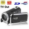 DV015, 12 Mega Pixels 4X Zoom Digital Camera with 2.4 inch TFT LCD Screen, 270 degree rotation, Support TV