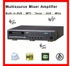 DVD/MP3/RADIO AUDIO AMPLIFIER FOR SMART HOME