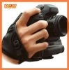 Digital Genuine Leather Camera Wrist Strap