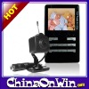 Digital Handheld Baby Monitor Video Receiver With Mp4 Player