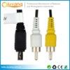 Digital camera AV cable for Casio EX-Z70 EX-Z60 EX-Z1000/EX-S600