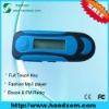 Digital mp3 player with FM radio support AAA battery