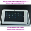 Dual Camera 10.2 Flash Playergift tablet pc