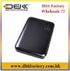 Dual Port 4800mAh USB external power bank
