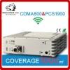 Dual band CDMA/PCS phone signal booster Wireless internet signal booster wireless network amplifier for Iphone motorola