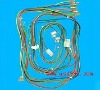 Electronic line cable