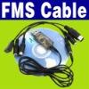 FMS Simulator USB Lire Cable Adapter For Esky JR Futaba