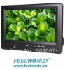 Feelworld 7 Inch on Camera monitor with Composite, Component