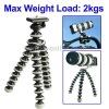 Flexible Grip Digital Camera Tripod (Max Weight Load: 2kgs )