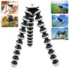 Flexible camera tripod / Beespod, Flexible Hard Plastic Ball Leg Tripod Grey