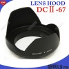 Flower Lens Hood 55mm