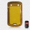 For Blackberry 9900 chrome metal case