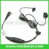 For Icom ham radio IC-G3GT IC-F4G in-ear ear bone earpiece