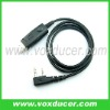 For Kenwood transceiver TK-3160 TK-3107 two way radio accessories programming cable