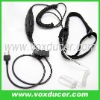 For Maxon walkie talkie SP120 SL25 throat mic neckband