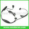 For Motorola cb radio PRO9150 PTX700 in ear style earphone with bone vibration mic