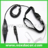For Motorola interphone PTX760PLUS GP344 military throat vibration microphone
