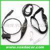 For Motorola walkie talkie GL2000 PRO5150Elite singer sensor throat vibration earphone