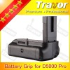 For NIKON D5000 Battery Pack Grip