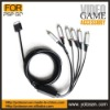 For PSP GO HD AV component cable